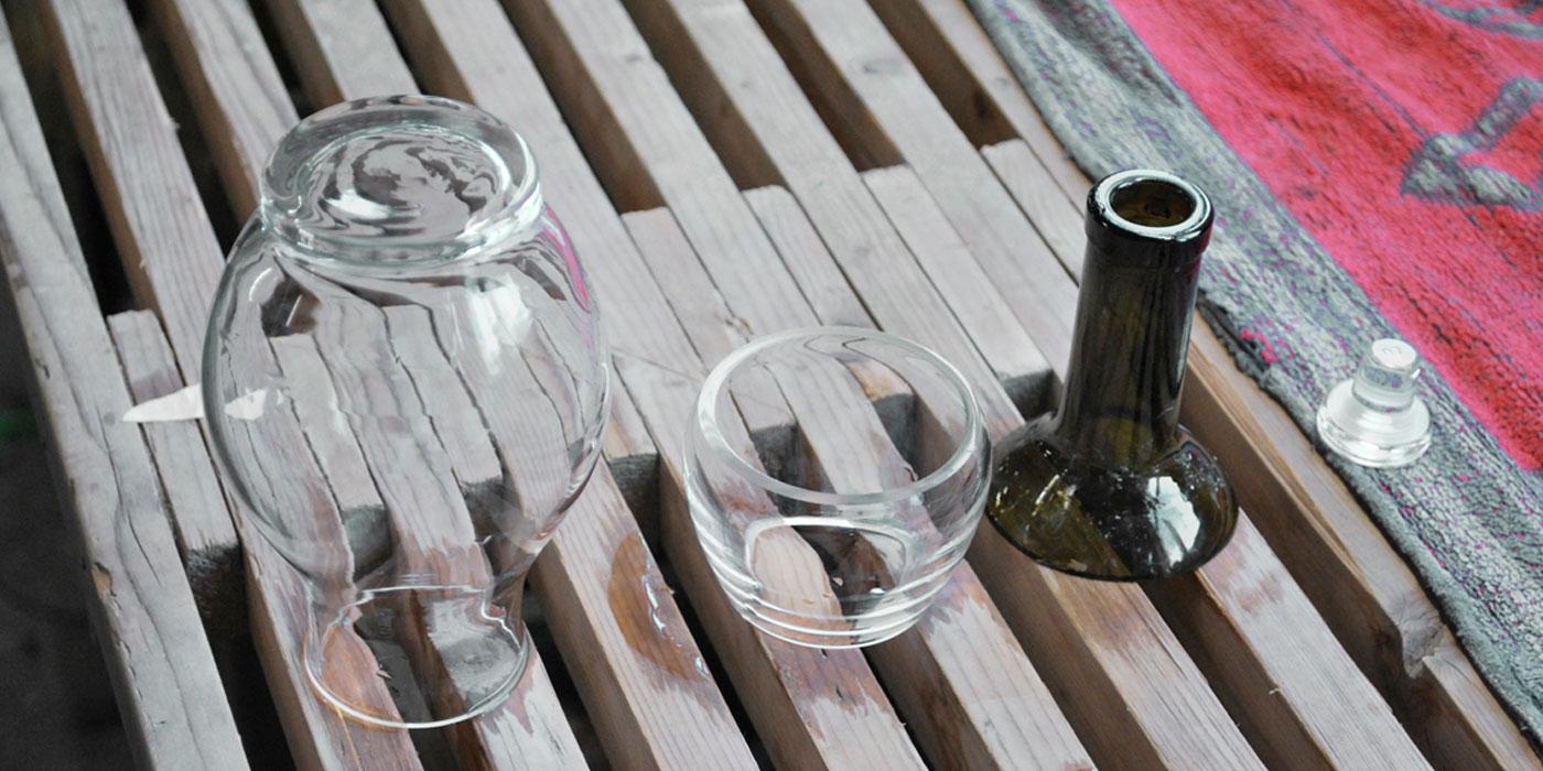 Flaska by WACH designstudio making of a prototype