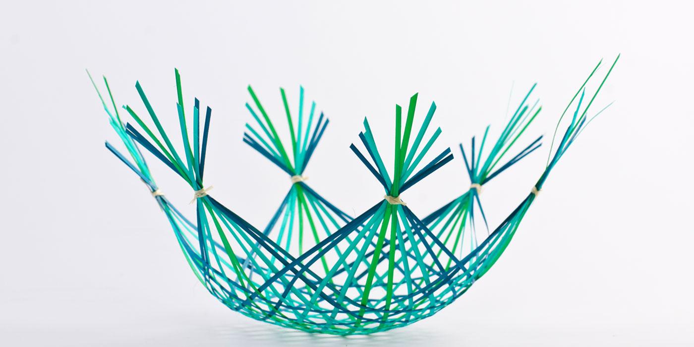 Gradient Basket experimental prototype
