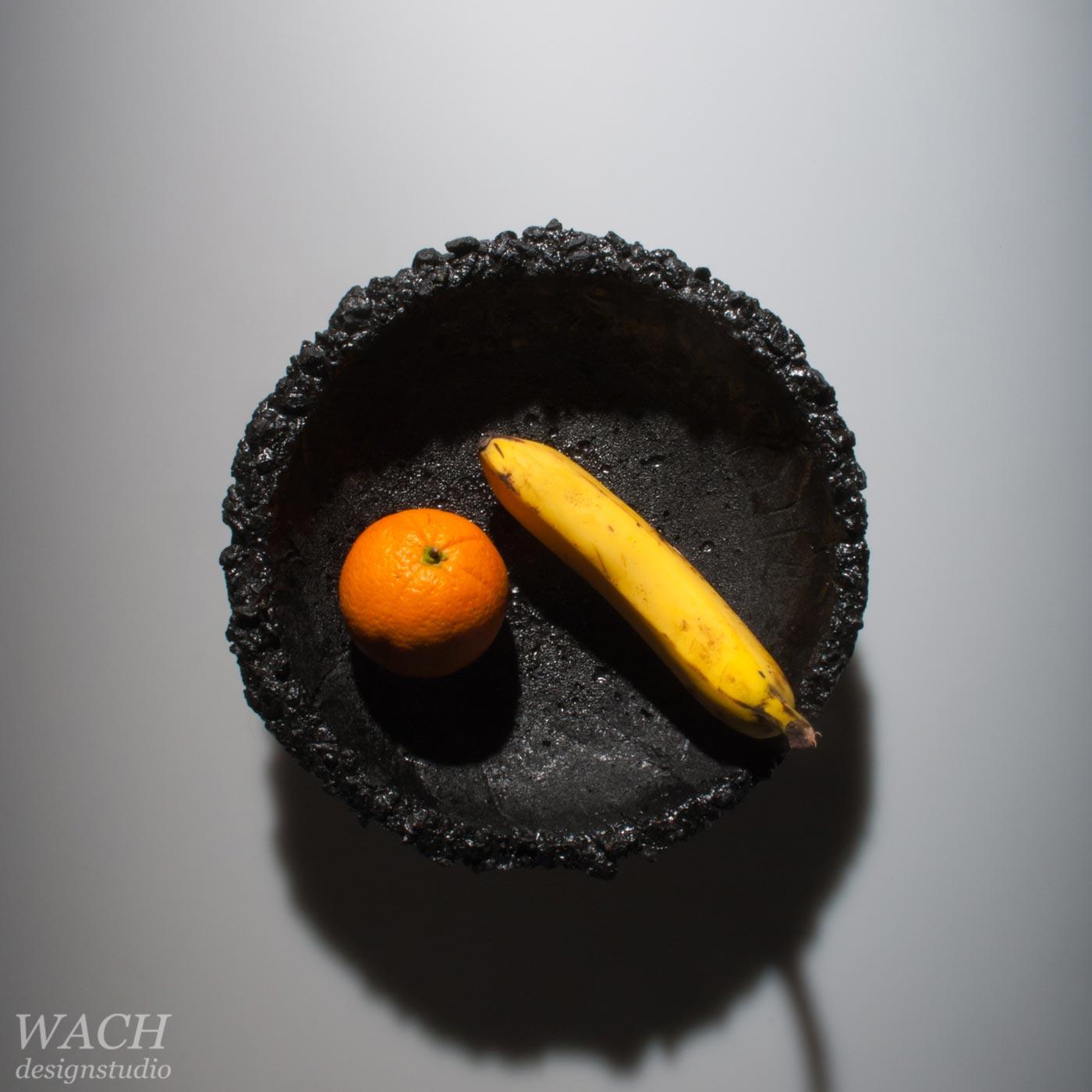 Experimental Asphalt Bowl by WACH designstudio