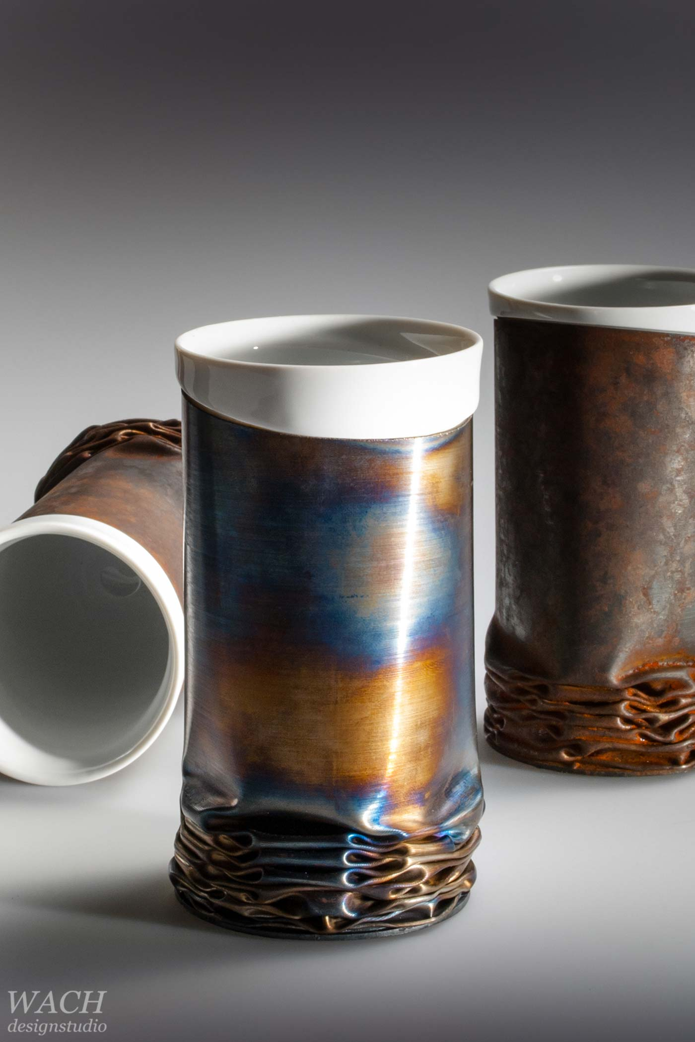 Rust Cup designed by WACH designstudio